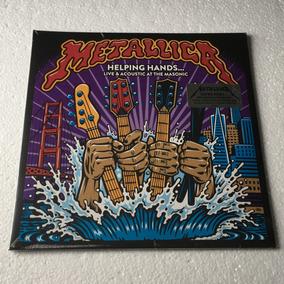 Metallica Lp Helping Hands Live Acoustic The Masonic Vinil