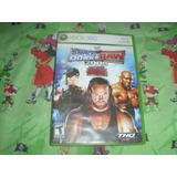 Smack Down Vs Raw 2008 Para Xbox 360