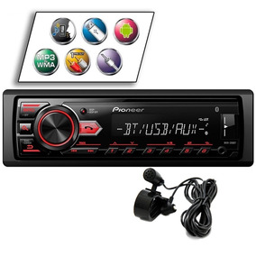 Som Automotivo Pioneer Mvh-298bt Bluetooth - Mp3 Rádio Am/fm