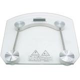 Balança Digital Vidro Temperado Academia Banheiro Sala