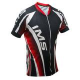 Camisa Bike Ims Onix (vermelho, Gg)