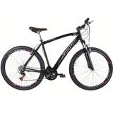 Bicicleta Track Bikes Black 29 21 Marchas Com Suspensão
