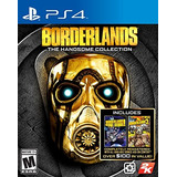 Video Juego Borderlands: The Handsome Collection