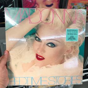 Lp Madonna Bedtime Stories Vinyl Novo Lacrado Europeu
