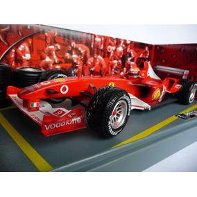 Ferrari F1 World Champion 2003.michael Schumacher Hw1/18.e.l