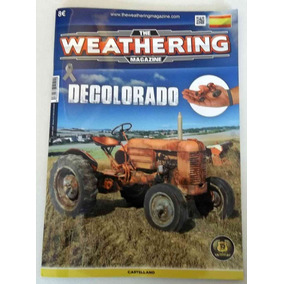 Ammo Mig _ The Weathering Magazine Nº21 _twm 21 Decolorado