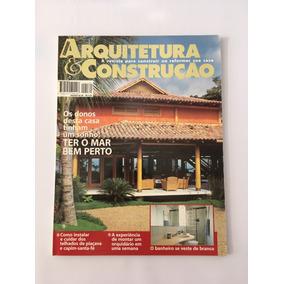 Revista Arquitetura E Construção - Novembro 1998 - Nº 138