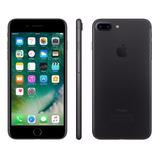 Apple iPhone 7 Plus 128gb Original 5.5 Vitrine 4k 12x Sem Ju