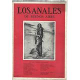 Los Anales De Buenos Aires Nro 10 1946 Alberti Wilcock