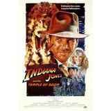 Afiche Indiana Jones