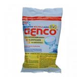 Pastilha Cloro Tripla-ação 3 Em 1 Genco Piscina Tablete 200g