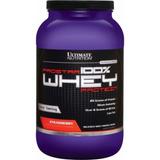 Prostar Whey Protein 907g Morango - Ultimate Nutrition