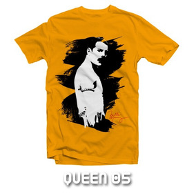 Playeras Queen Freddie Mercury Bohemian Rhapsody 15 Mod C/en