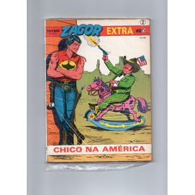 Zagor Extra 02 - Editora Record