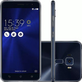 Asus Zen Fone Zenfone 3 Ze552kl 64gb 4g + Fone Capa Película