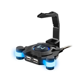 Hub Usb Warrior Gamer 4 Portas Usb 3.0 Com Bungee - Ac293