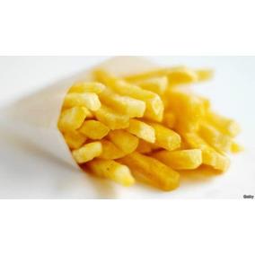 500 Saco Papel Manteiga Pequeno 11x9 Batata Frita Fritas