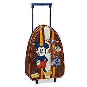 Maleta Mickey Mouse Pequeña Original Disney Store