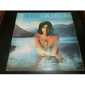 Capa Lp Biddu Orchestra - Blue Eyed Soul, Disco Vinil - Obs
