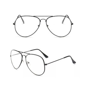 Armação Aviador Reforçada Unissex P óculos De Grau - Óculos no ... 5947373466