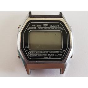 f00c90d4d8f Relogio Orient Digital Antigo - Relógios no Mercado Livre Brasil