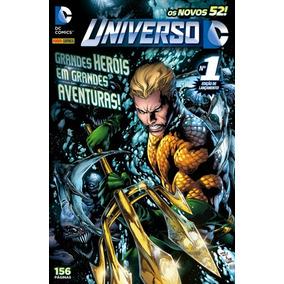 Universo Dc Novos 52 - Coleção Quase Completa!! Lacrado!