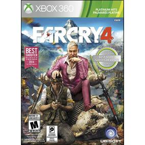 Far Cry 4 X360 Platinum Hits Trilingual