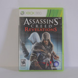 Assassins Creed Revelations - Xbox 360