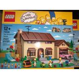 Lego La Casa De Los Simpson Modelo 71006 Serie Tv