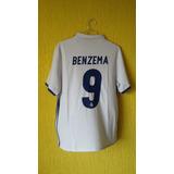 Karim Benzema - Camisa Real Madrid Masculina no Mercado Livre Brasil f8041d8e8e8ce