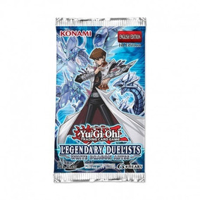 Booster Legendary Duelists - White Dragon Abyss - Ygo