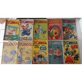 Ze Carioca Nºs 949 Ao 1500 Preço Para 3 Gibis