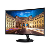Monitor Samsung Gamer 27 Curvo Full Hd Hdmi Lc27f390