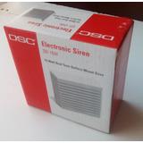 Dsc Sirena Electrónica 15w Doble Tono (paquete De 4 Piezas)