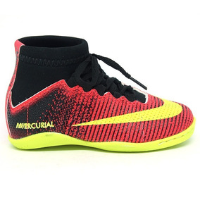 4033b3c964bc7 Tenis Futsal Nike Mercurial Cr7 - Chuteiras para Futsal Terracota no ...