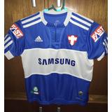 Camisa Palmeiras 2009 Azul - Futebol no Mercado Livre Brasil a63ea3b6b117e