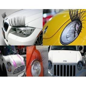 Pestañas Para Auto