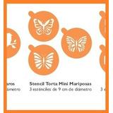 Stencil Plantillas Mariposas En Mercado Libre Argentina