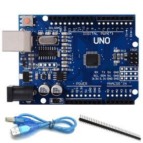 Arduino Uno R3 Ch340 Atmega328p Compatible Micro Usb