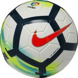 Bola Futebol Campo Nike Laliga Espanhol Strikes Sc3151-100 756a15b6e39cb