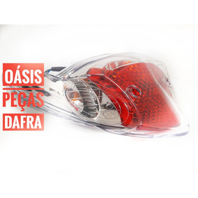 Lanterna Traseira Completa Dafra Zig