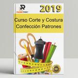 Curso Corte Costura Y Confección Patrones Pack 61 Libros