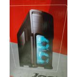 Torre Gamer Intel I3 Ram 8gb Disco Solido Grafica Asus Rx550