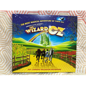 The Wizard Of Oz - Andrew Lloyd Webber - London Recording Cd