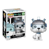 Funko Pop Animation Rick And Morty Snowball