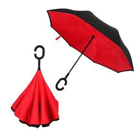Paraguas Sombrilla Reversible Invento Increíle