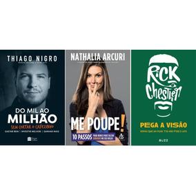 Kit Do Mil Ao Milhão/ Me Poupe/ Pega Visão