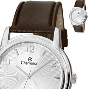 Relógio Champion Feminino Masculino Grande Ch22840q