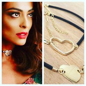 Corrente Ouro Com Nome Juliana Juliana Correntes - Joias e ... 370846fb14