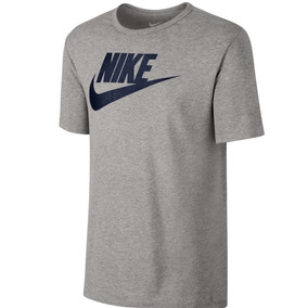 Playera Nike (talla M) Nueva 100% Original Futura Gris